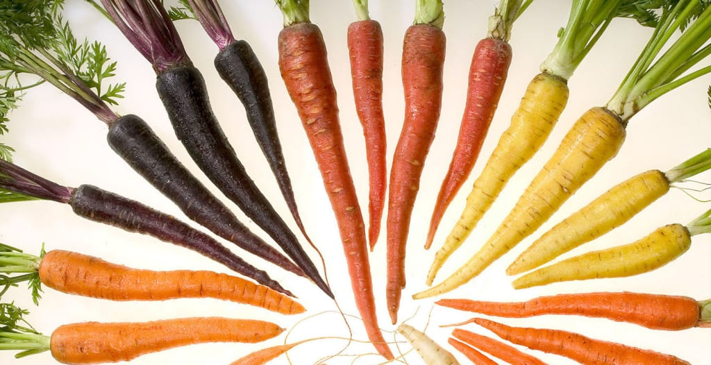 Carrots Come Correct