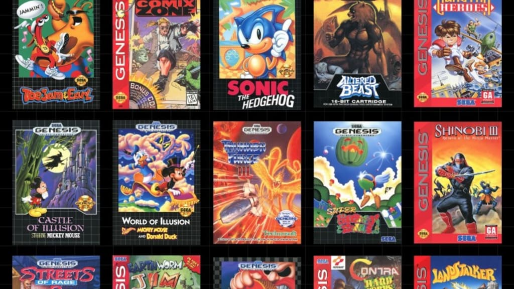 'Sonic the Hedgehog 2' and 'Street Fighter II' Reviews