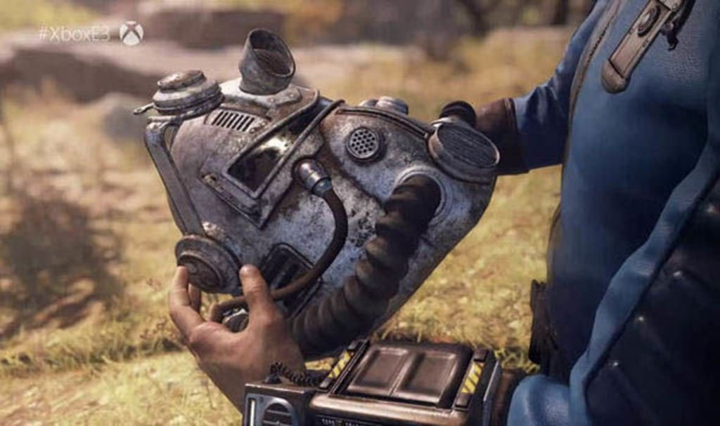 Does Fallout 76's 'Wastelanders update' Save The Game? ~ My First Experiences And Thoughts.