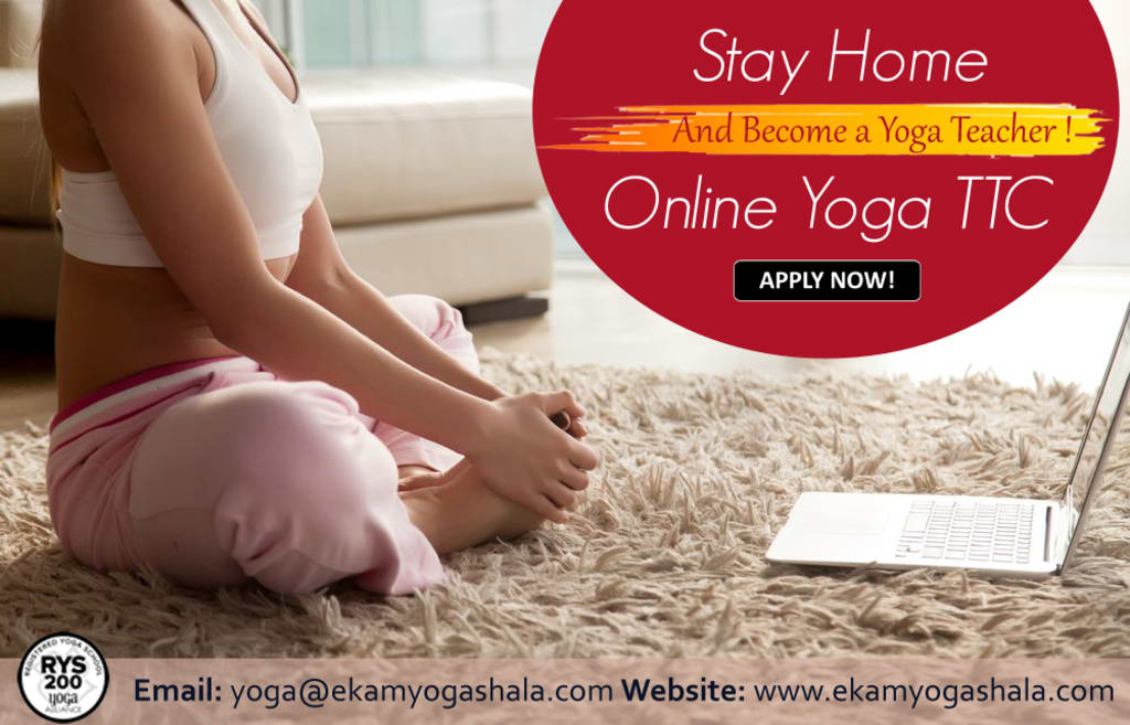 Reasons To Take Online Yoga Teacher Training