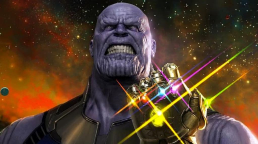 """IS BILL GATES """"THANOS"""" IN DISGUISE ?"""