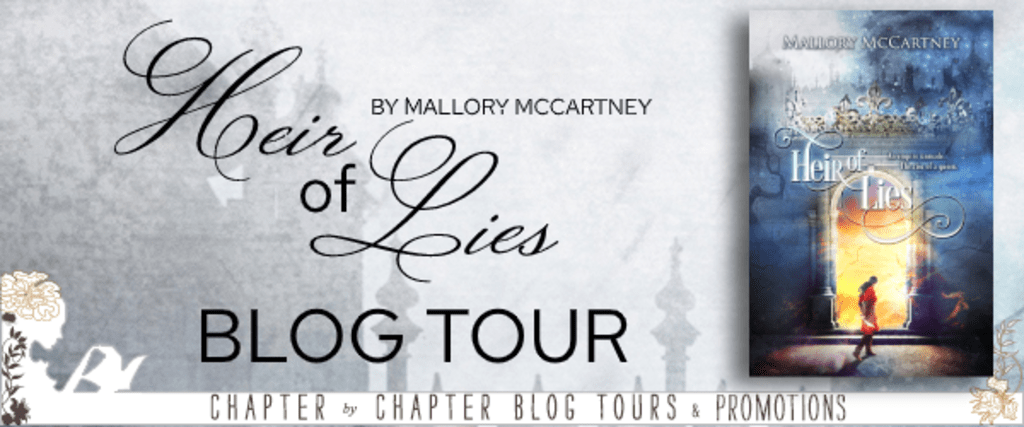 """Heir of Lies"" Interview with Author Mallory McCartney"