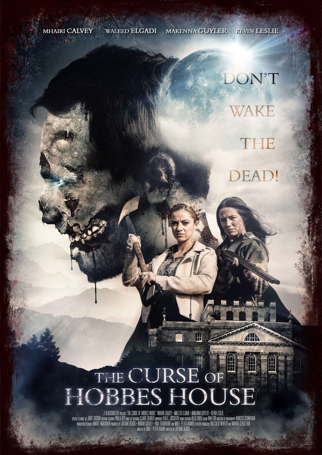 Film Review: 'The Curse of Hobbes House'