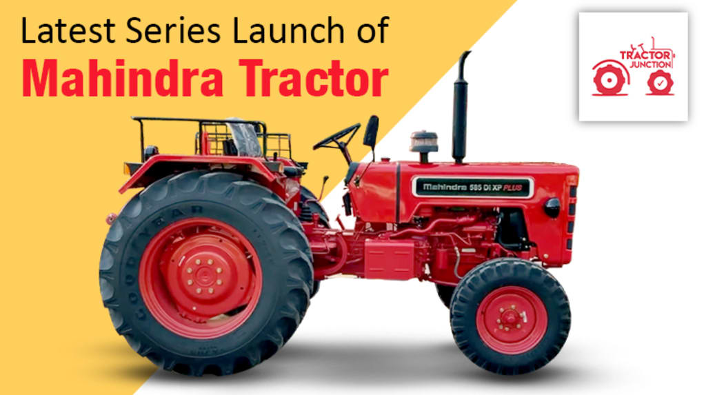 Latest Series Launch by Mahindra Tractor