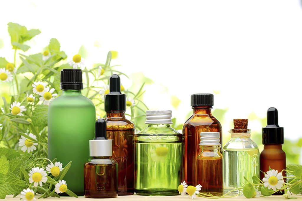 Ten Favourite Essential Oils