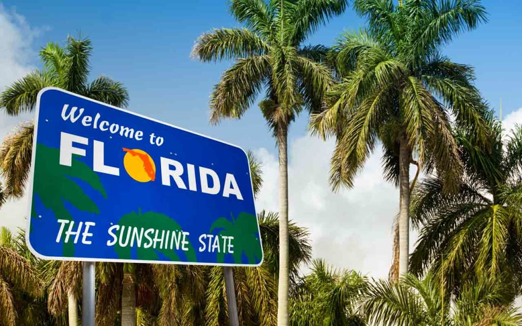 Six Awesome Places to Visit in Florida, USA