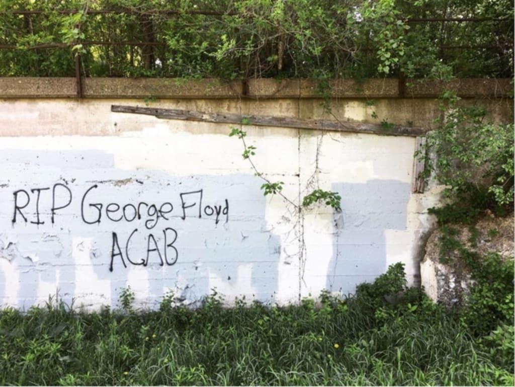 Dear George Floyd,