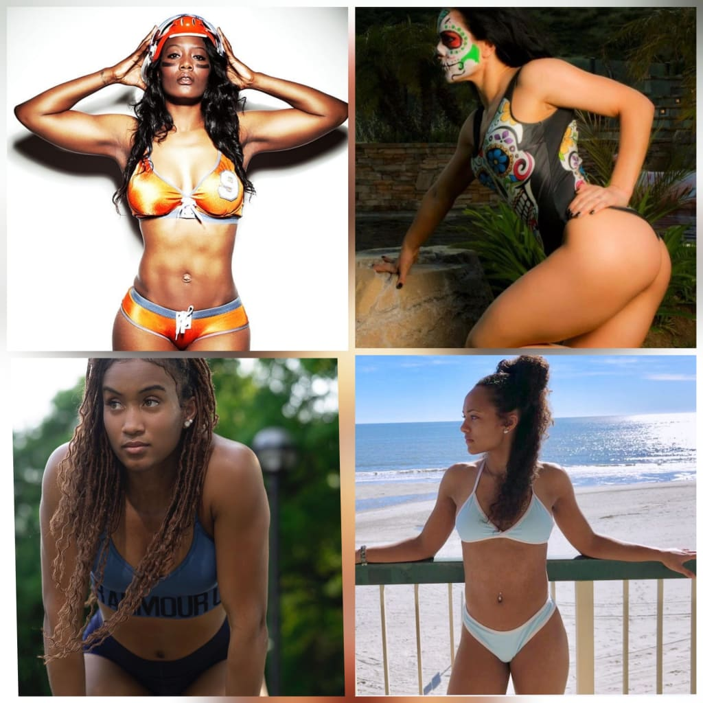 Part II: Hot Summer Bods in Womens Sports & Fitness