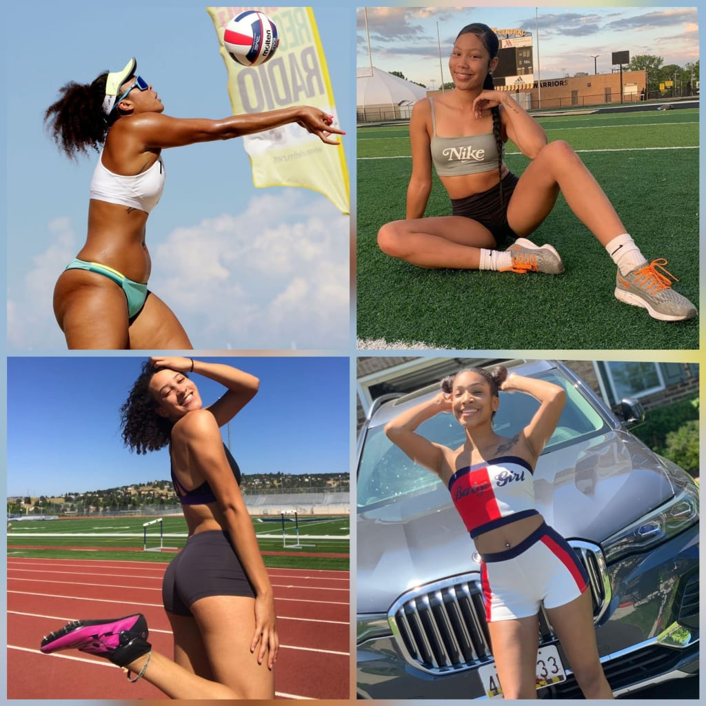 Part III: Hot Summer Bods in Womens Sports & Fitness