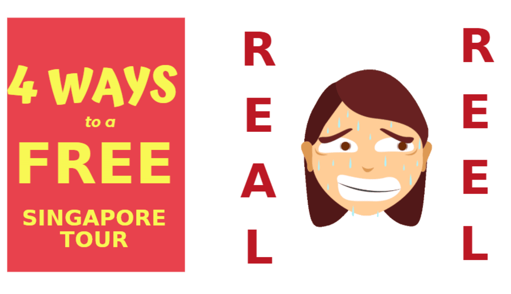 How to Visit Singapore for Free