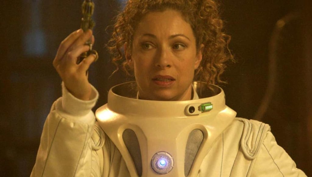 10 Underrated River Song Moments In 'Doctor Who'