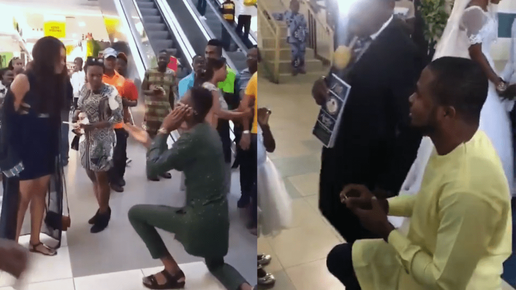 Funniest Nigerian Proposals Gone Wrong