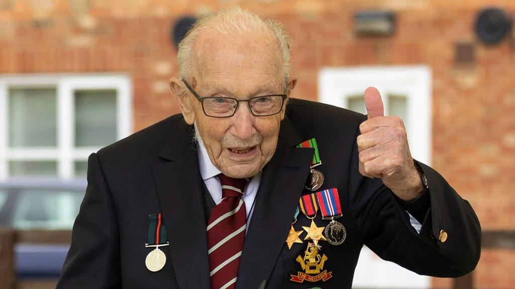 Captain Tom Moore - An everyday Hero