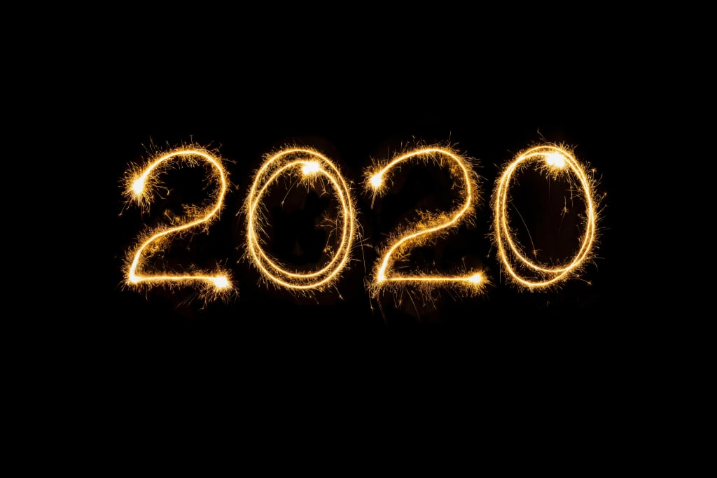 Year 2020 Was Suppose To Be The Best.