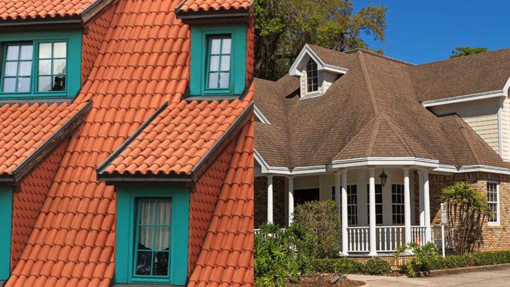 Metal Roofing Vs Roof Tile - Which one is better?