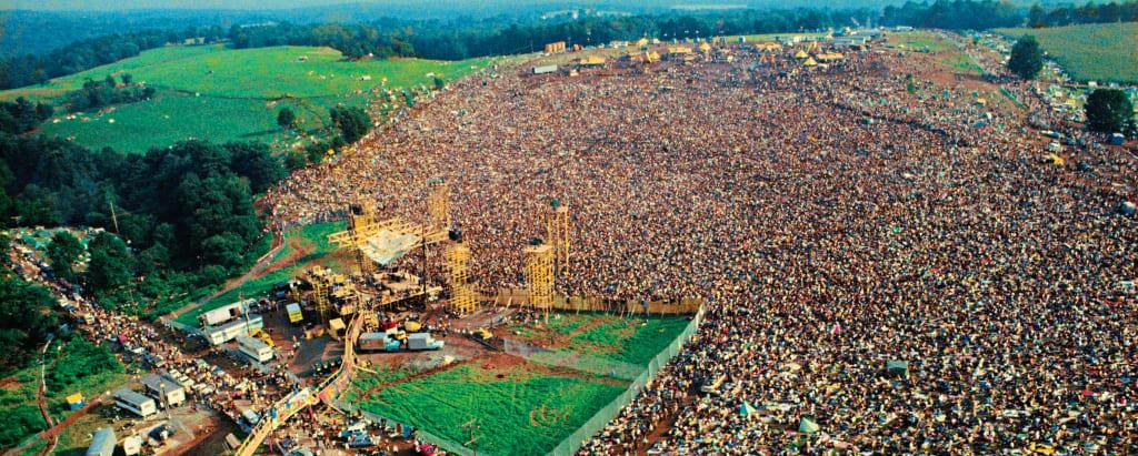 Woodstock and the Vietnam War