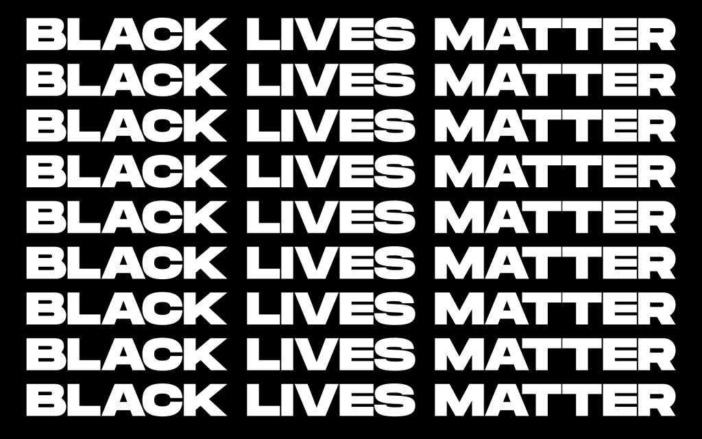 We Stand for Black Lives