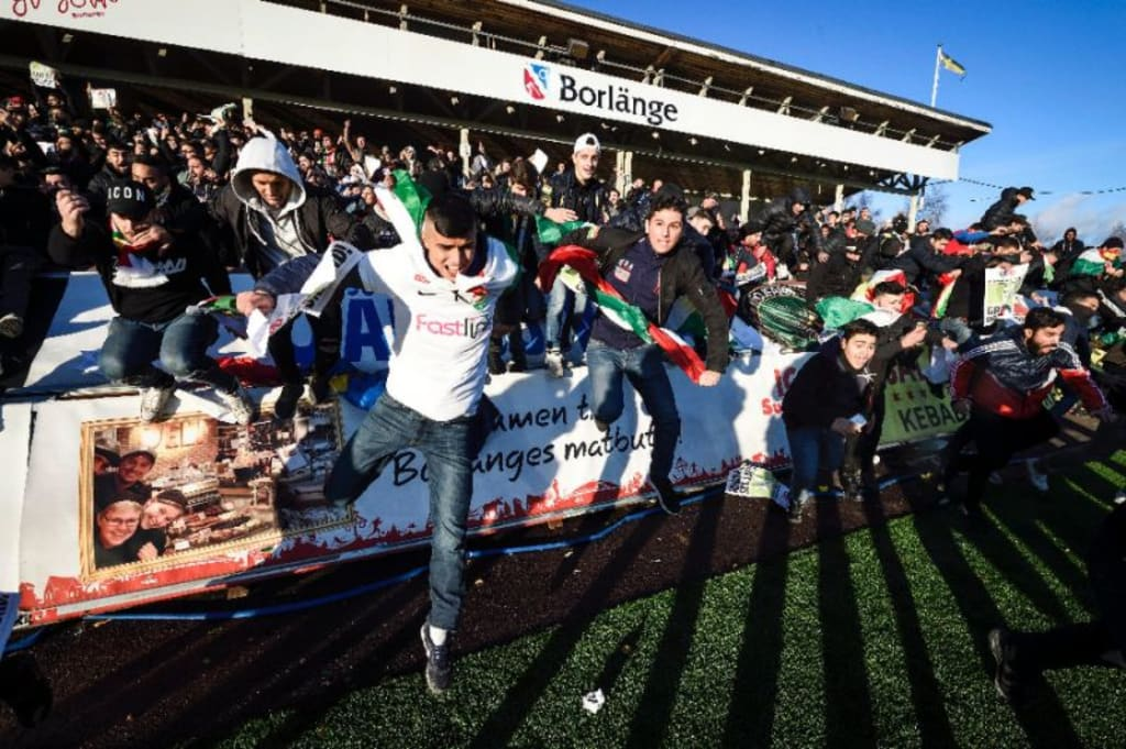 Integration Through Sport: The Story of Dalkurd FF