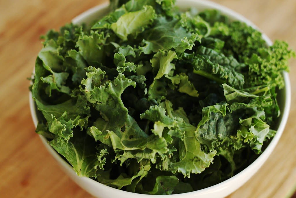 Why Is Everyone Obsessed with Kale?