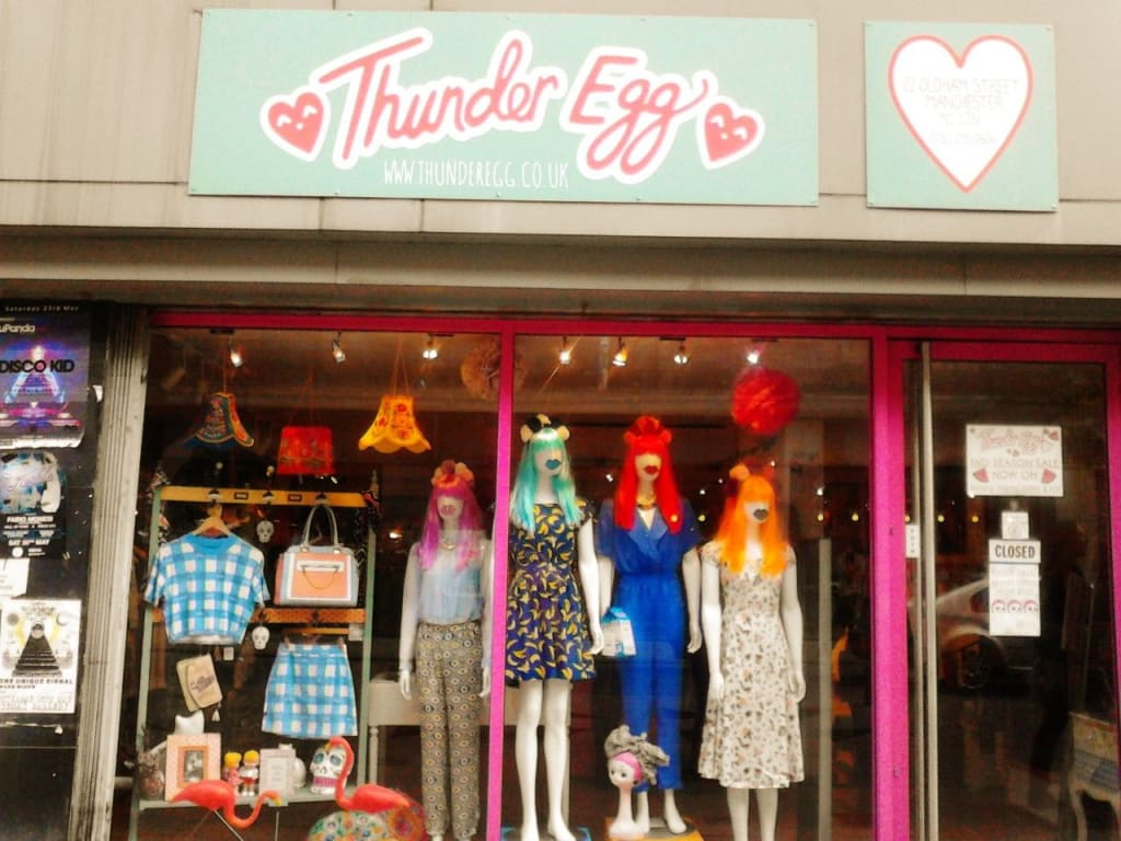 The Best Alternative Retail Hot-Spots in Central Manchester