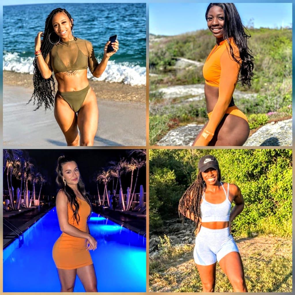 Part V: Hot Summer Bods in Womens Sports & Fitness