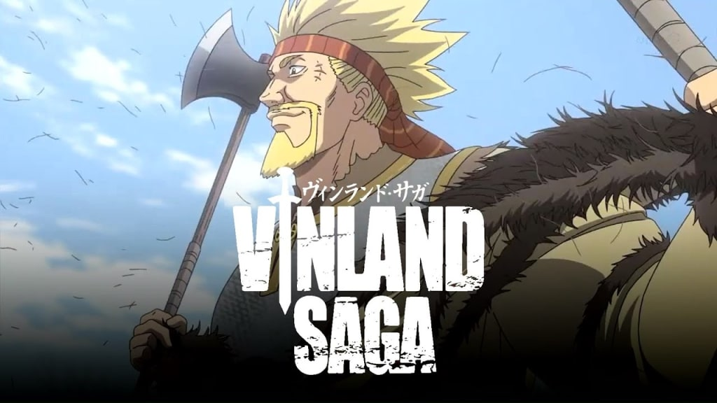 An Anime Review of 'Vinland Saga'