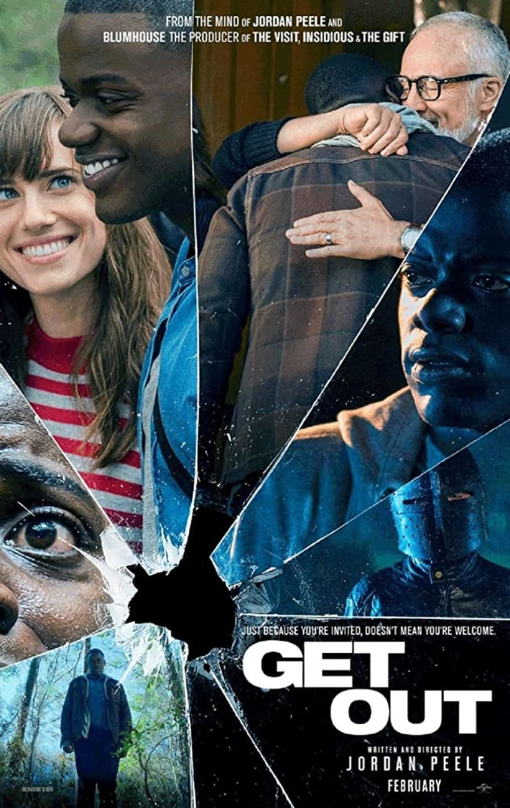 Reed Alexander's Horror Review of 'Get Out' (2017)