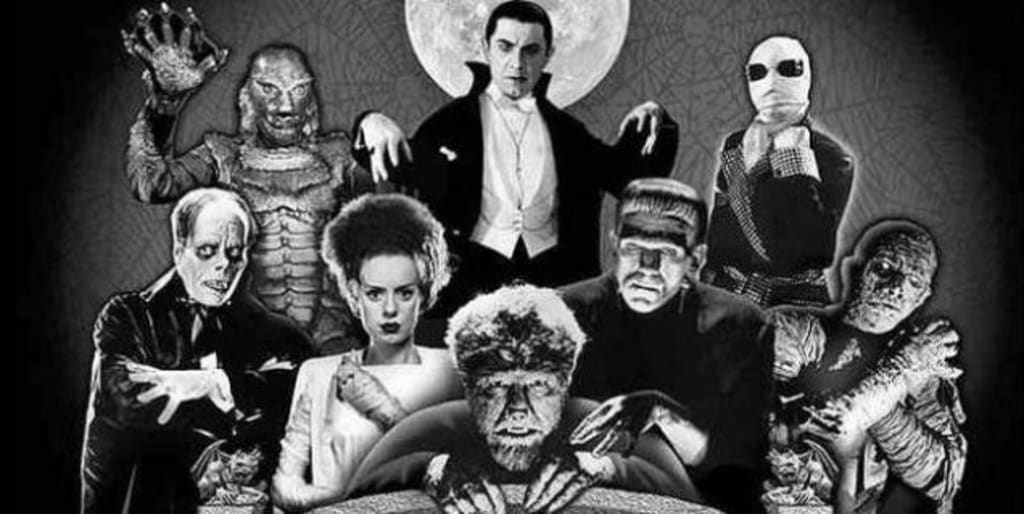 A Resurgence of the Classic Universal Monsters?
