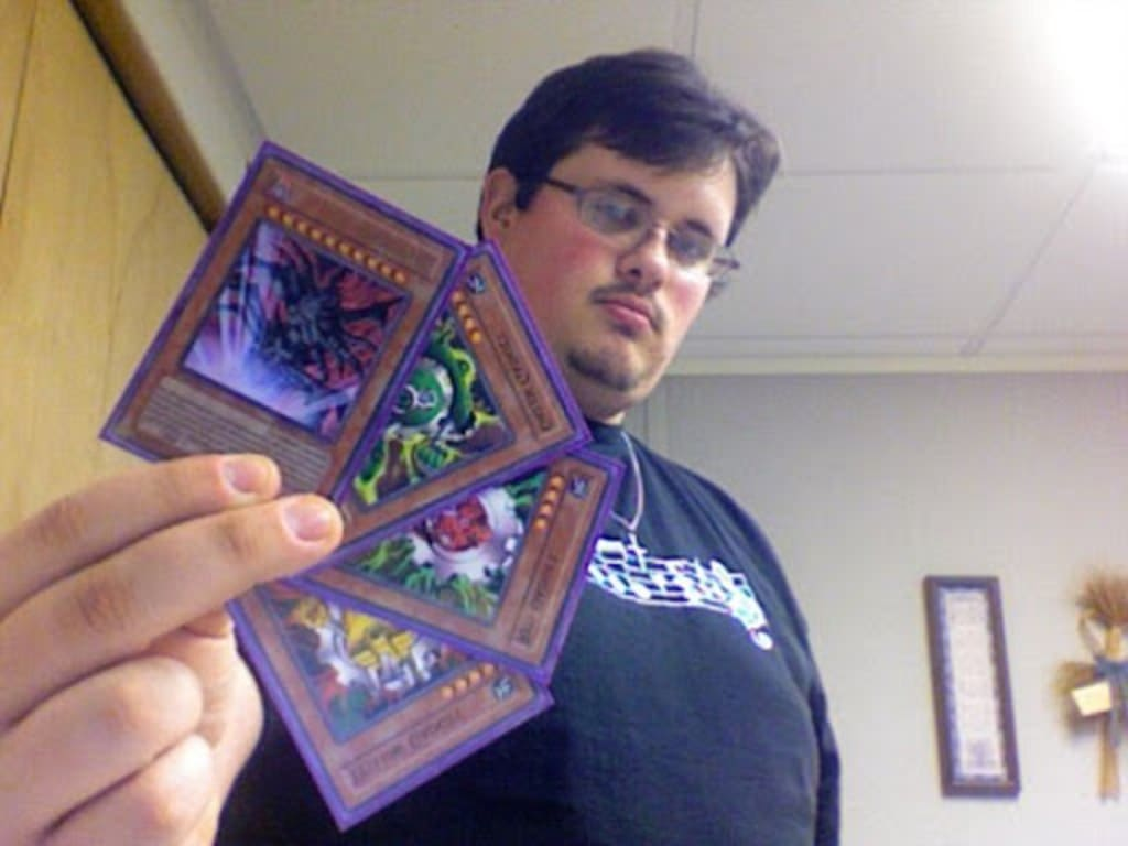 How to be better at trading Yugioh cards with your friends