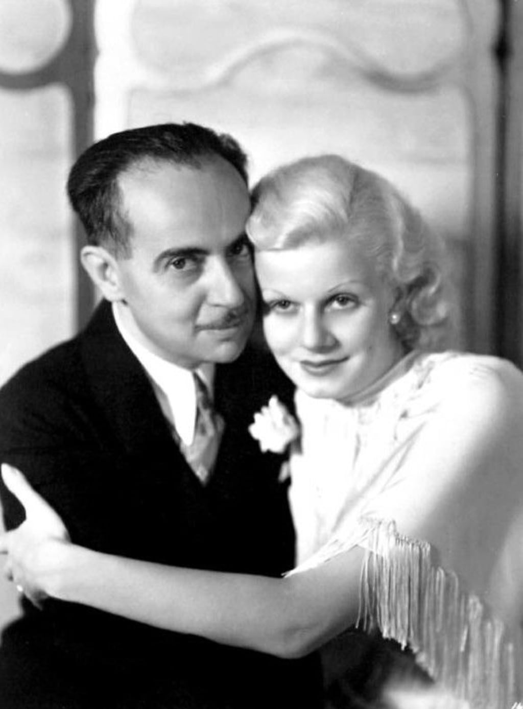 Was Jean Harlow's former home cursed?