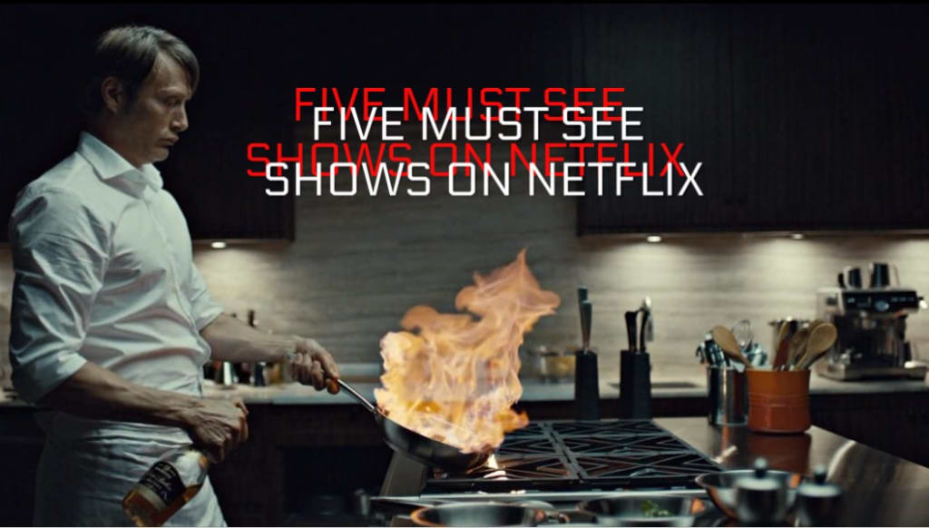 """Five must-see """"old school"""" shows on Netflix"""