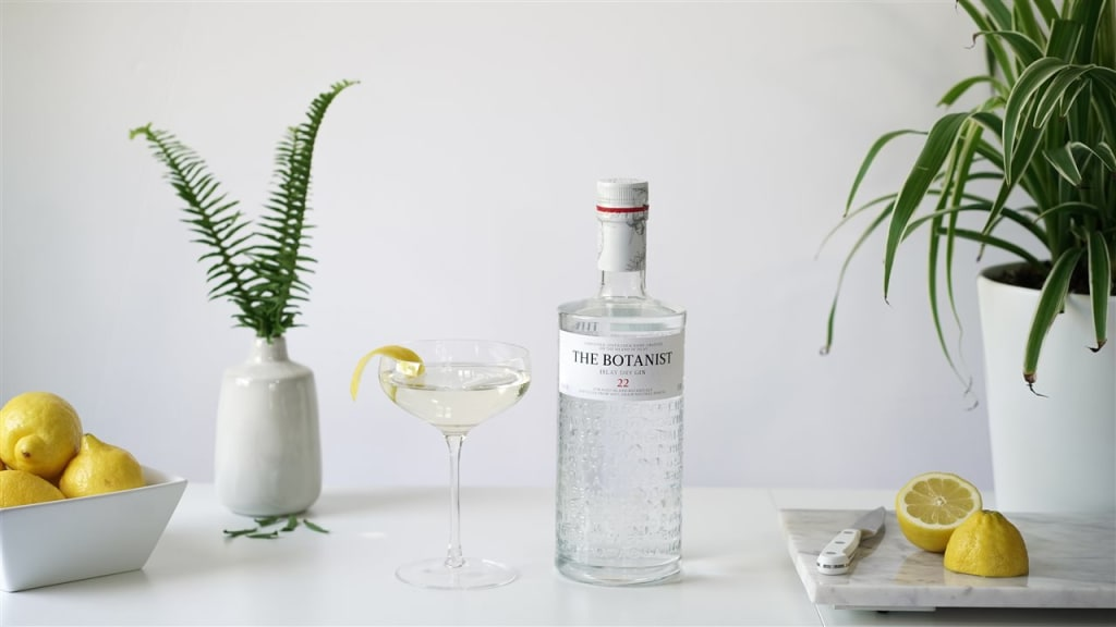 4 Steps for Perfecting the Classic Martini