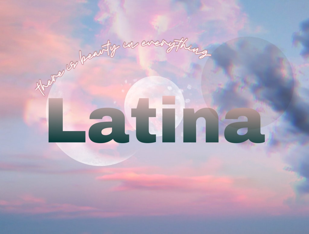 Beauty of being Latina