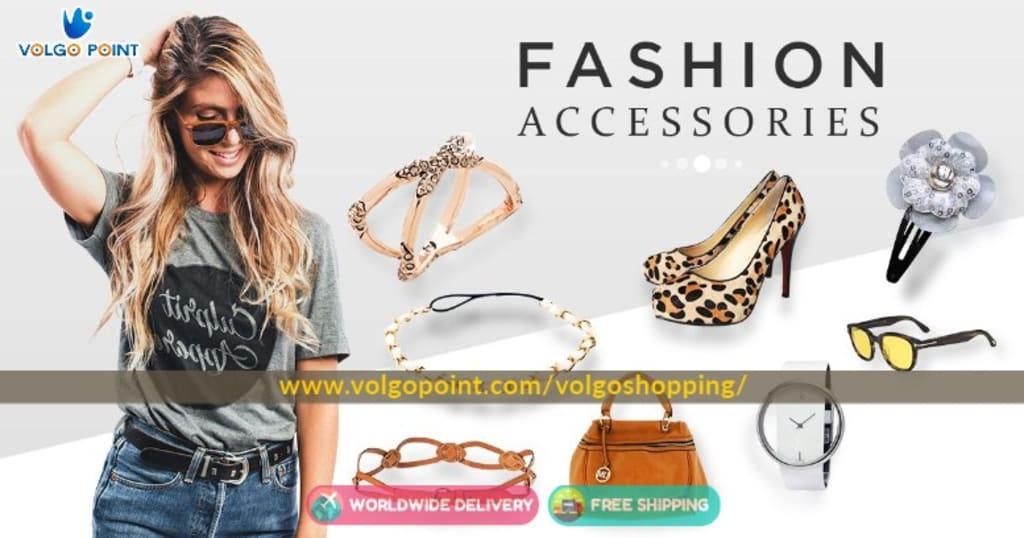 Buy Women Accessories At Volgo Point