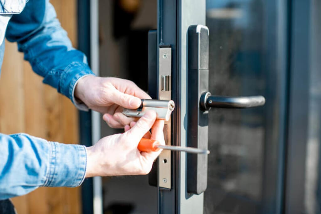 Are you always ready that you might need a locksmith?