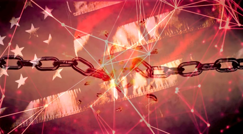 Blockchain In Chains: How The US Gov Lost A Multi-Billion Dollar Industry...