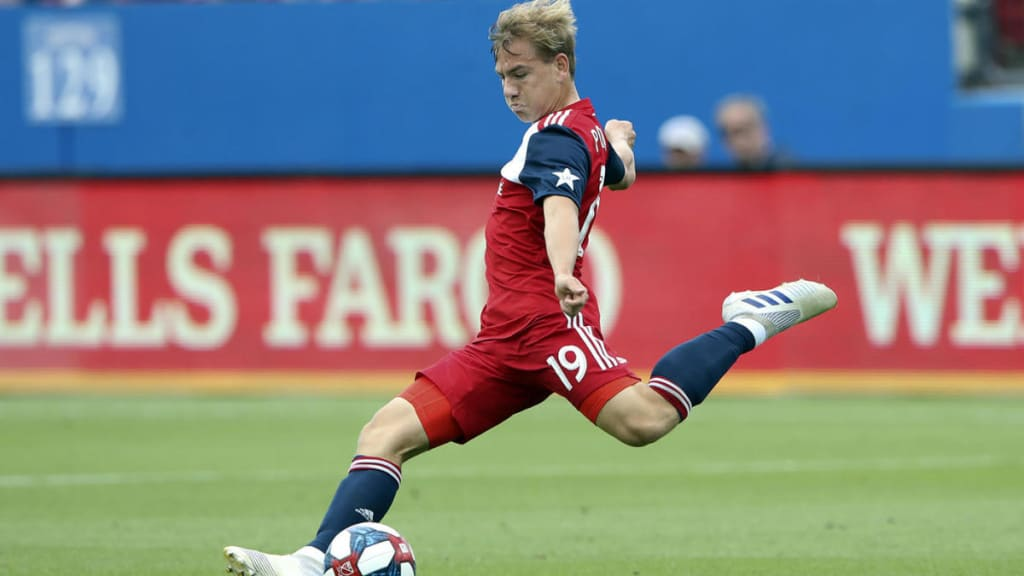 5 Americans in MLS who could move to Europe this summer.