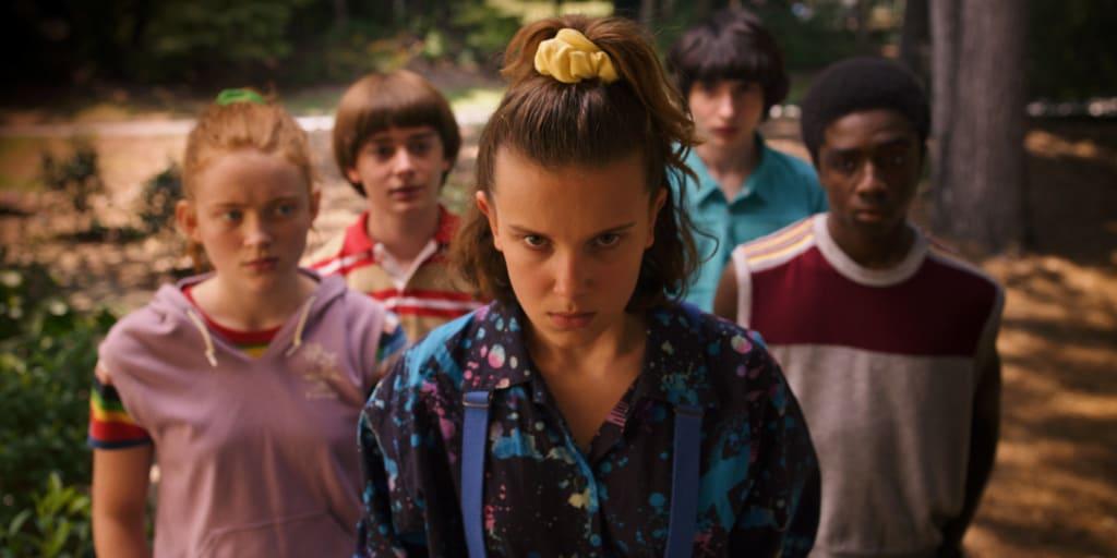 Stranger Things Season 3 - A Netflix Series Review