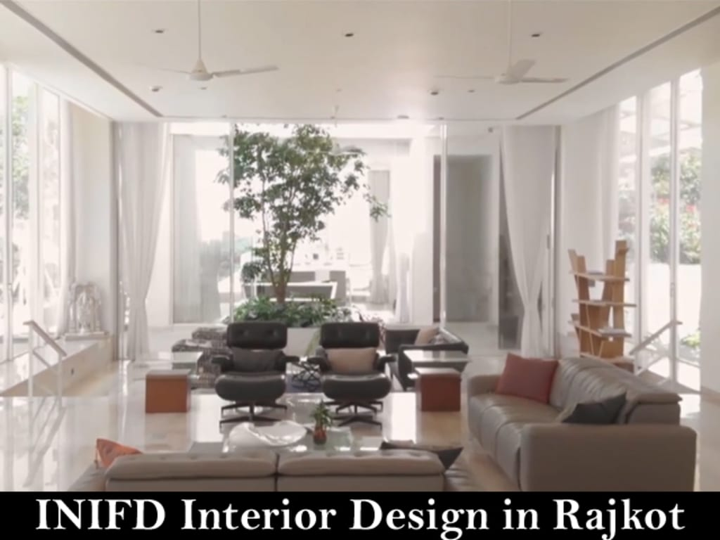 Inifd Interior Design Institute In Rajkot Government Interior Design Course