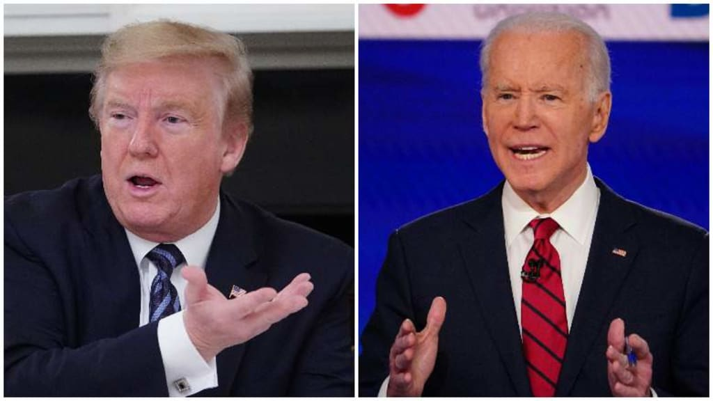 US Presidential Election 2020, Trump vs Biden: See Latest Poll Results