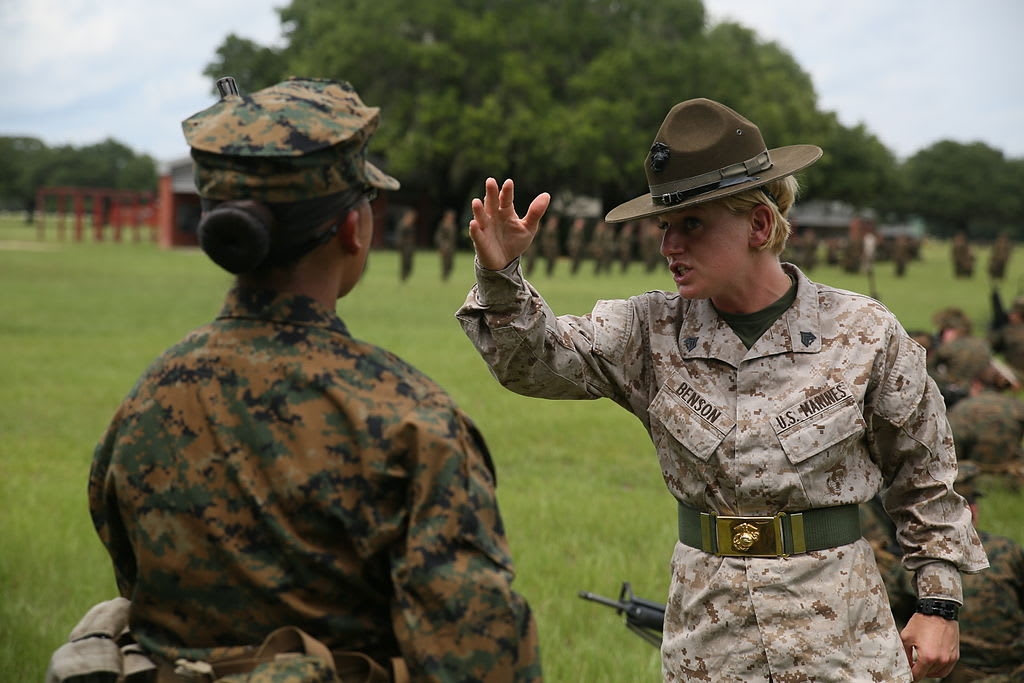 I Dropped Out of Marine Bootcamp