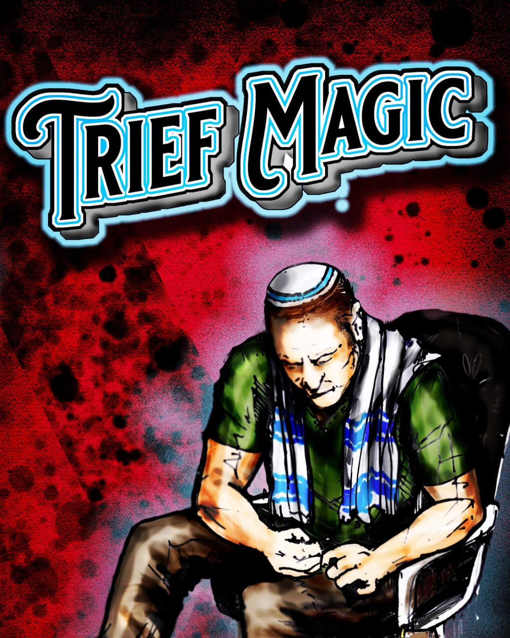 Reed Alexander's Literary Review of 'Trief Magic' (2020) by John Baltisberger