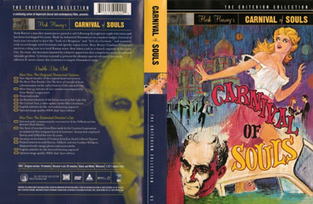 Classic Movie Review: 'Carnival of Souls'