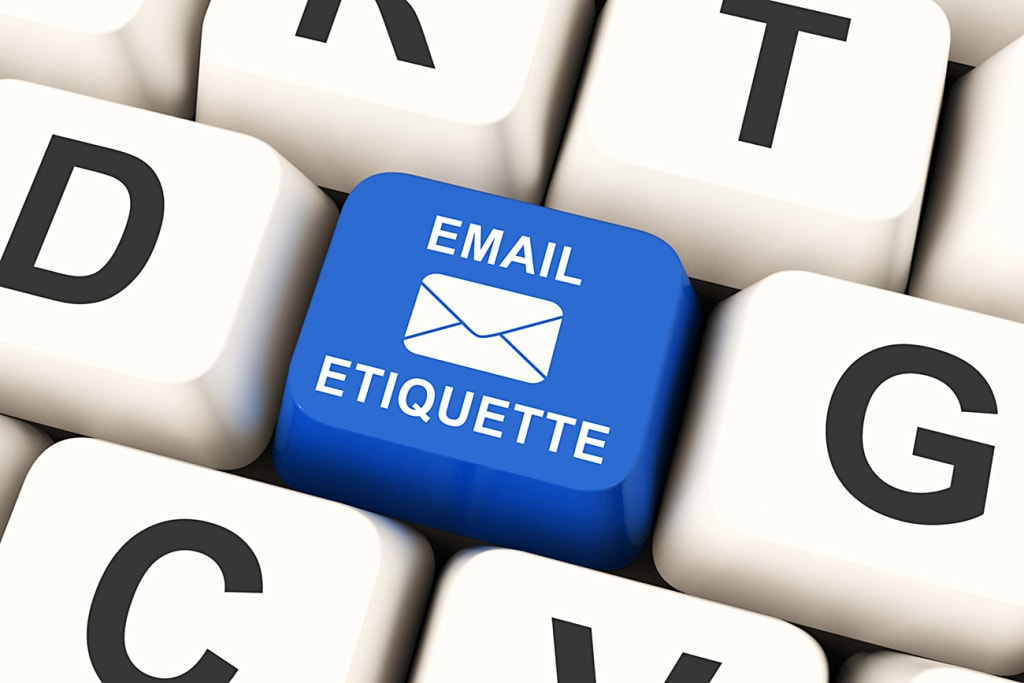 Proper Email Etiquette for ESL Students