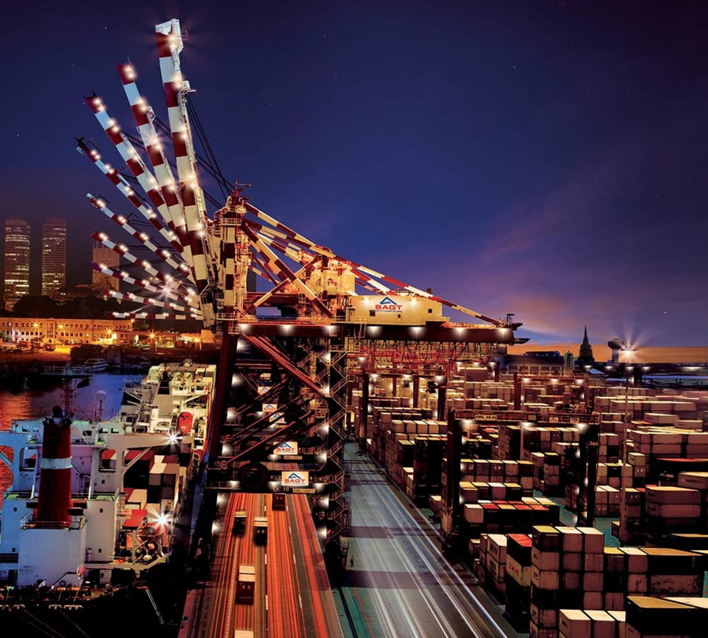 How to get an insight in sea freight