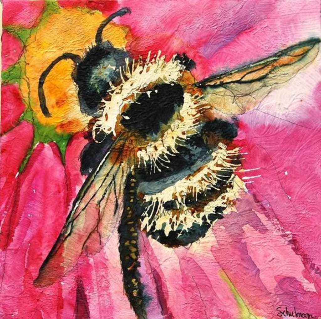Mr. Bumble Bee