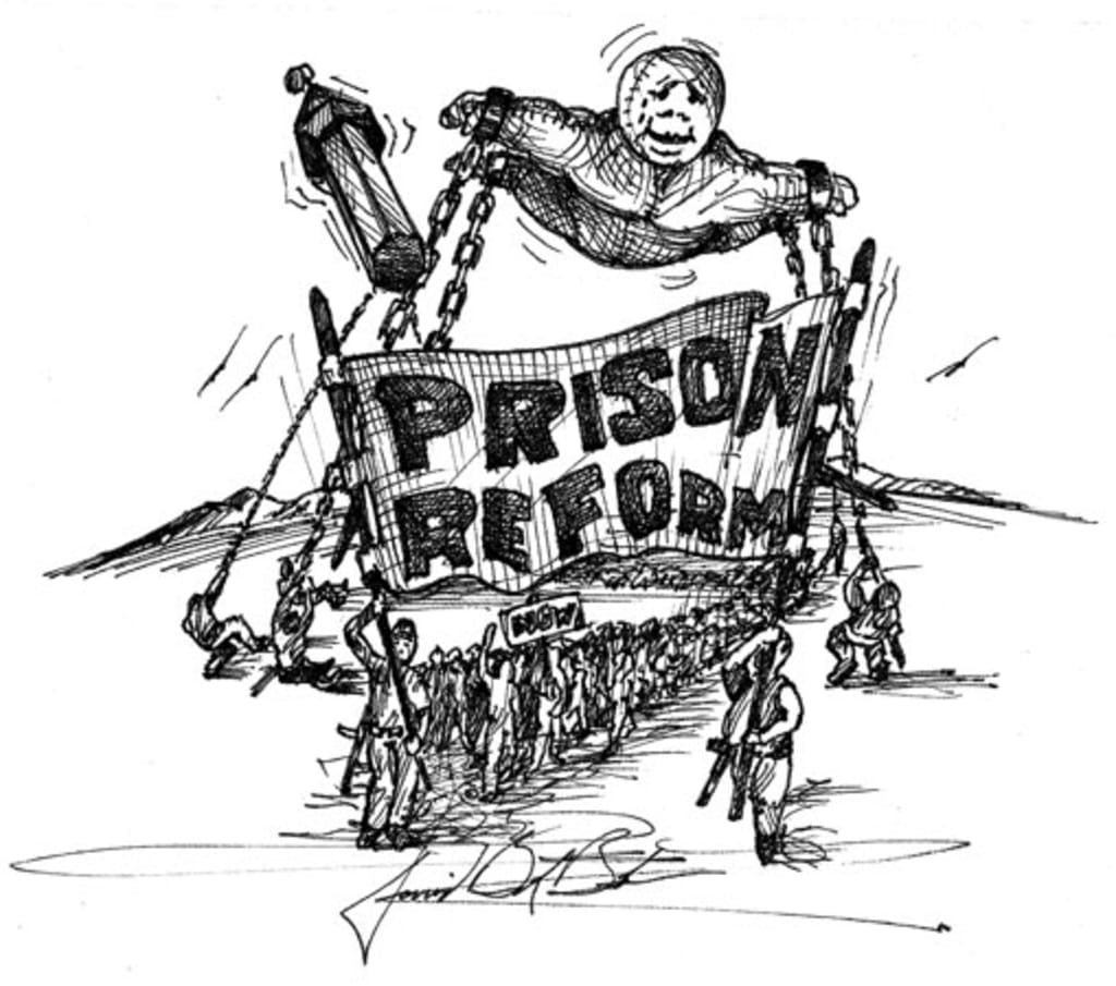 On Prison Reform for US Prisons