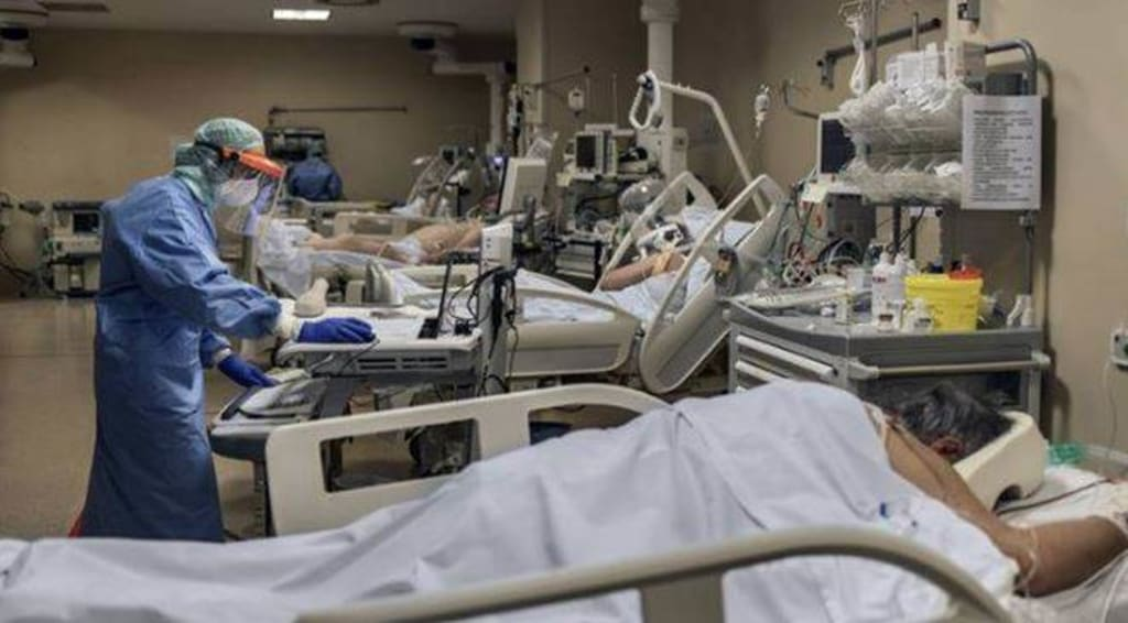 Corona Pandemic In India: Private Hospitals Turn Into Centers of Chaos