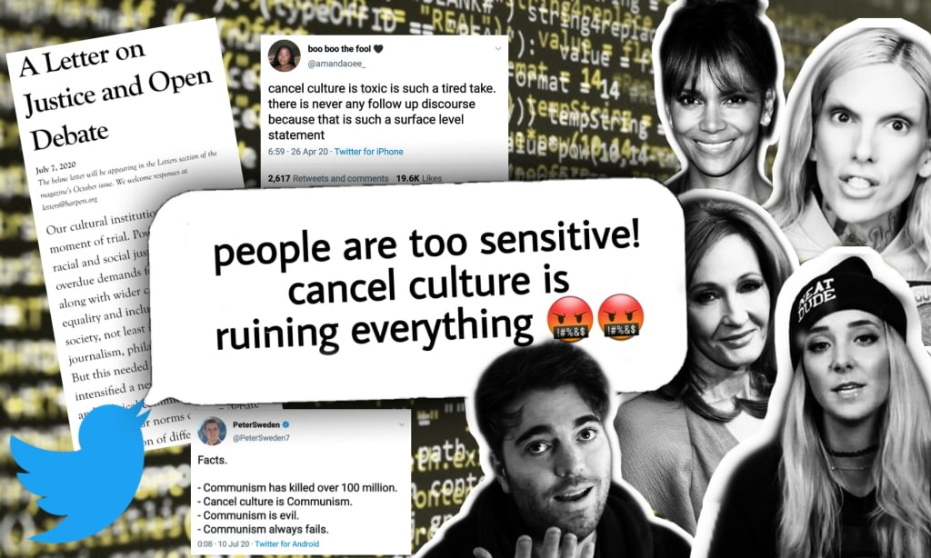 Why Do You Feel Entitled to Accept an Apology that is Not Made for You? Jenna Marbles, Shane Dawson, Halle Berry, and more.