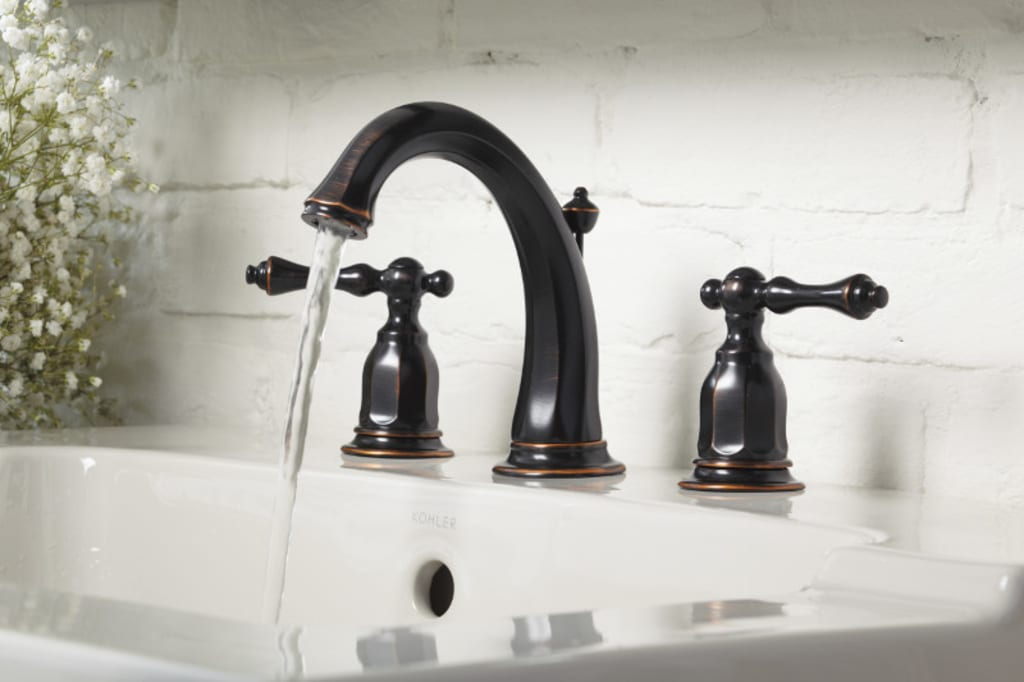 Utility & Style: The Development Of Bathroom Faucet